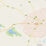travel directions to harare resorts and locations on map