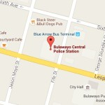 bulawayo police address contact phone numbers details