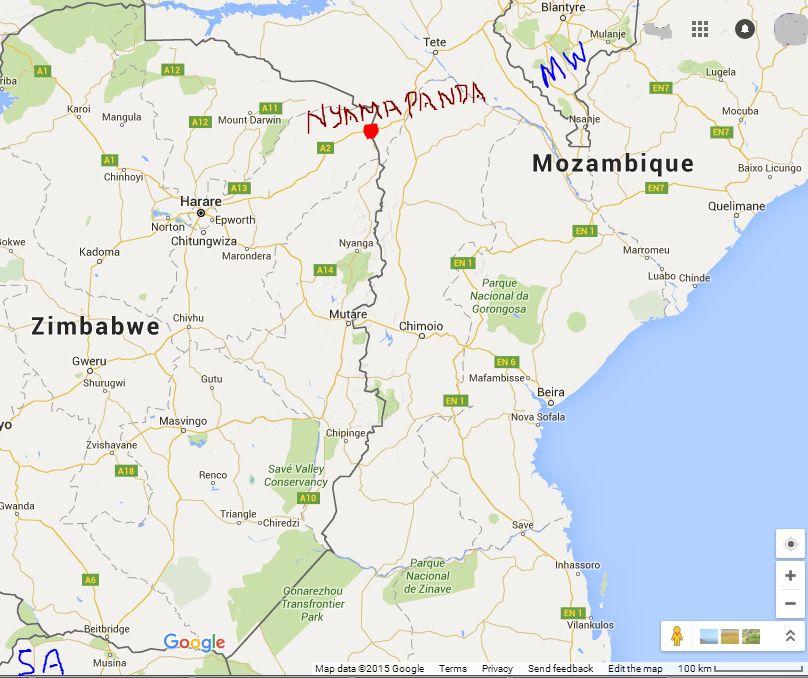 Nyamapanda Border Post Zimbabwe Mozambique ZIMBABWE TOURIST