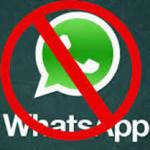 zim bans whatsapp